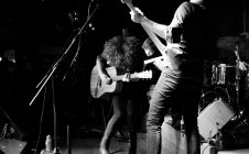 Angel Stanich Band – 08.11.2014 – Wah Wah