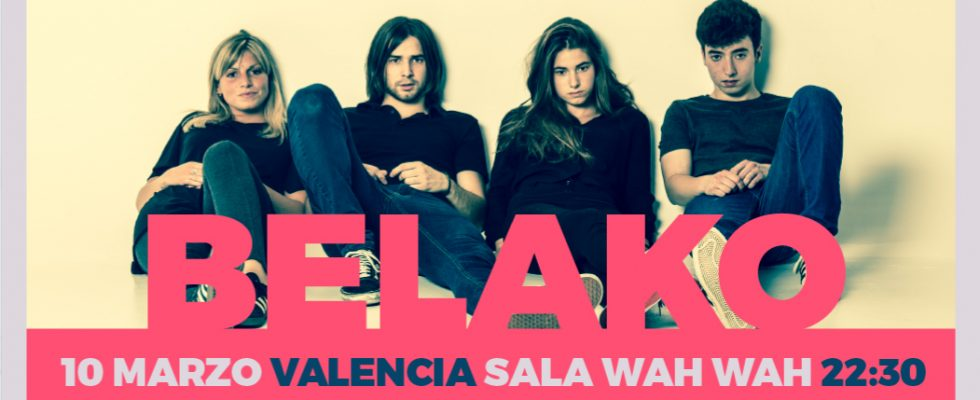 WAM Estrella Galicia presenta BELAKO